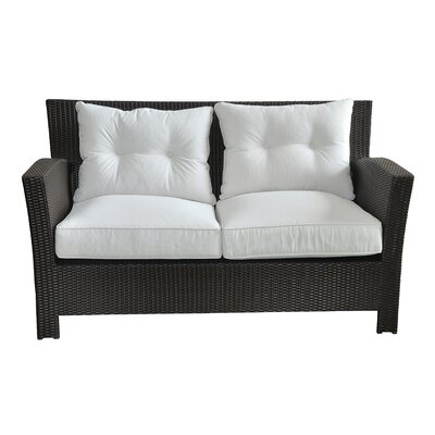 Del Rey Loveseat with Cushion