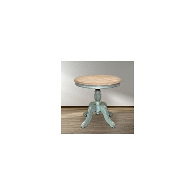 Venezia Dining Table Finish: Farmhouse Island Blue