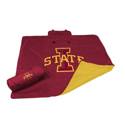 NCAA Iowa State All Weather Fleece Blanket
