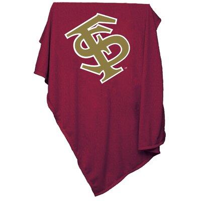 NCAA Florida State Sweatshirt Blanket