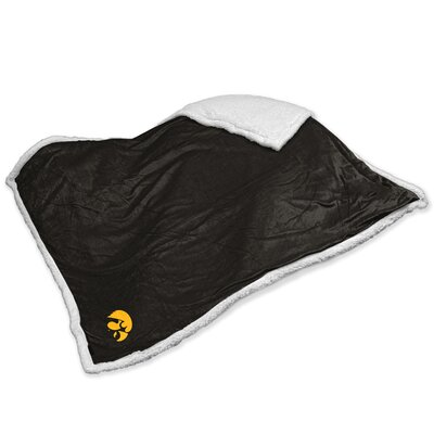NCAA Iowa Sherpa Throw