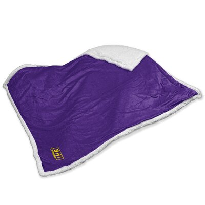 NCAA East Carolina Sherpa Throw