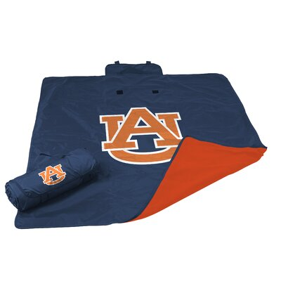 NCAA Auburn All Weather Fleece Blanket