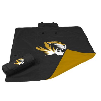 NCAA Missouri All Weather Fleece Blanket