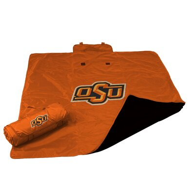NCAA Oklahoma State All Weather Fleece Blanket