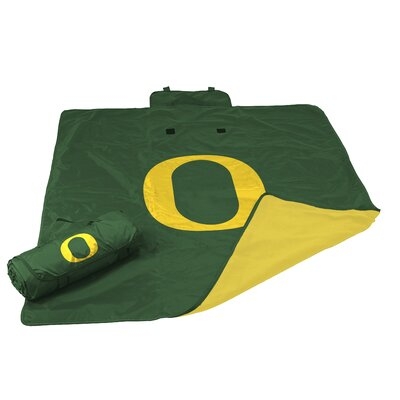 NCAA Oregon All Weather Fleece Blanket