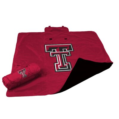 NCAA Texas Tech All Weather Fleece Blanket
