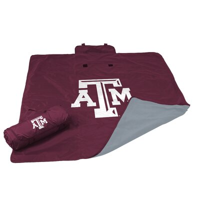 NCAA Texas A&M All Weather Fleece Blanket
