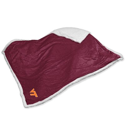 NCAA VA Tech Sherpa Throw