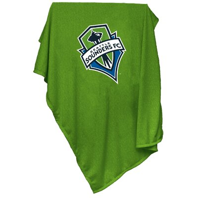 MLS Seattle Sounders Sweatshirt Blanket