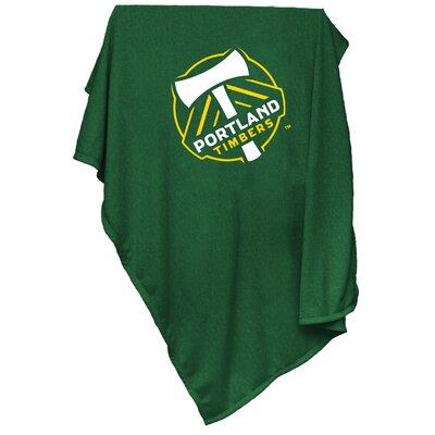 MLS Portland Timbers Sweatshirt Blanket