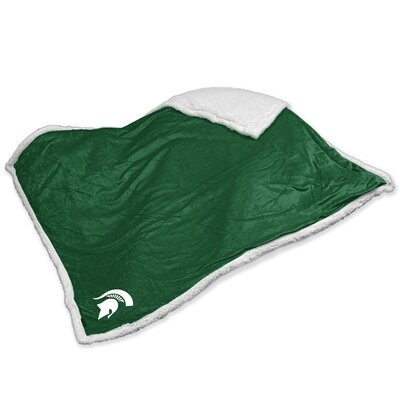 NCAA MI State Sherpa Throw