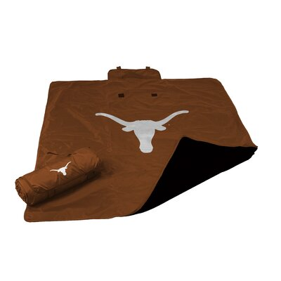 NCAA Texas All Weather Fleece Blanket