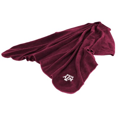 NCAA TX A&M Huddle Throw