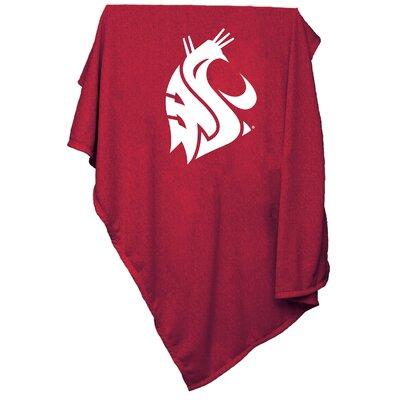 NCAA Washington State University Sweatshirt Blanket
