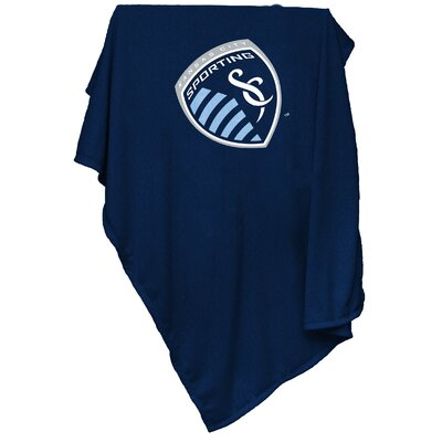 MLS Sporting Kansas City Sweatshirt Blanket