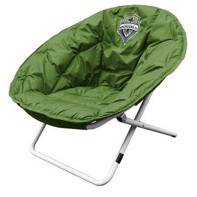 MLS Sphere Papasan Chair MLS Team: Seattle Sounders