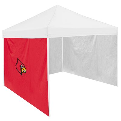 NCAA 6 Ft. W Canopy Tent Side Panels NCAA Team: Louisville