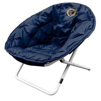 MLS Sphere Papasan Chair MLS Team: Philadelphia Union