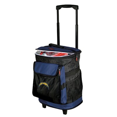 NFL Rolling Cooler NFL Team: San Diego Chargers 626-57