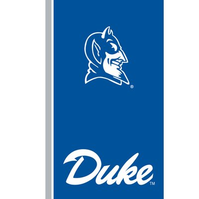 Collegiate Ultrasoft Blanket NCAA Team: Duke