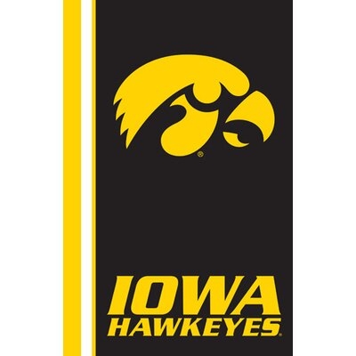 Collegiate Ultrasoft Blanket NCAA Team: Iowa