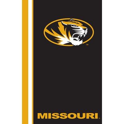 Collegiate Ultrasoft Blanket NCAA Team: Missouri