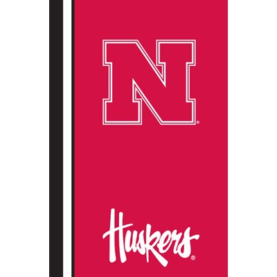 Collegiate Ultrasoft Blanket NCAA Team: Nebraska
