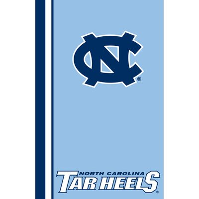 Collegiate Ultrasoft Blanket NCAA Team: North Carolina