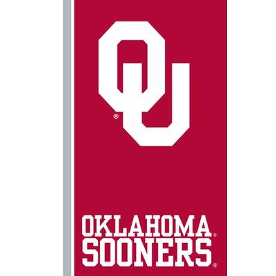 Collegiate Ultrasoft Blanket NCAA Team: Oklahoma