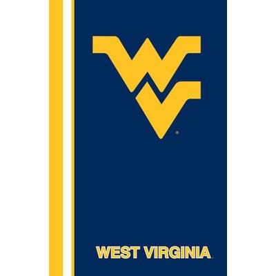 Collegiate Ultrasoft Blanket NCAA Team: West Virginia