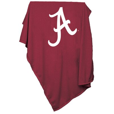 NCAA Sweatshirt Blanket NCAA Team: Alabama