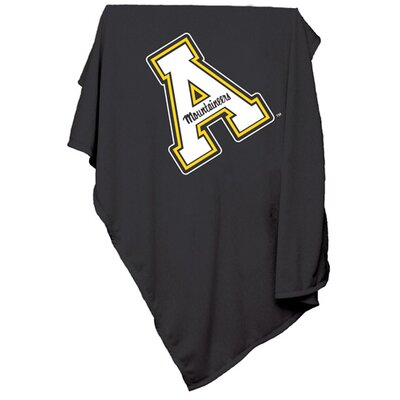 NCAA Sweatshirt Blanket NCAA Team: Appalachian State