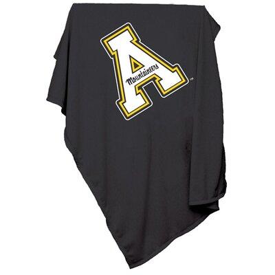 Collegiate Sweatshirt Blanket - Appalachian State