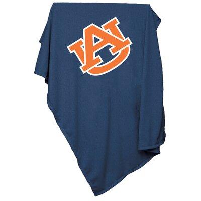 Collegiate Sweatshirt Blanket - Auburn