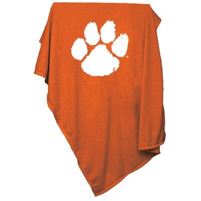 Collegiate Sweatshirt Blanket - Clemson