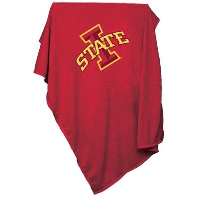 NCAA Sweatshirt Blanket NCAA Team: Iowa State