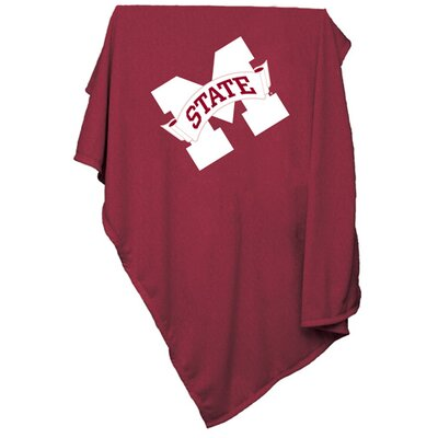 NCAA Sweatshirt Blanket NCAA Team: Mississippi State
