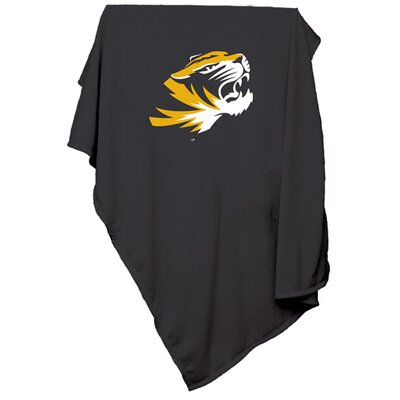 NCAA Sweatshirt Blanket NCAA Team: Missouri