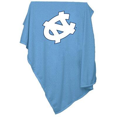 NCAA Sweatshirt Blanket NCAA Team: North Carolina