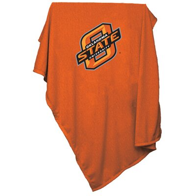 NCAA Sweatshirt Blanket NCAA Team: Oklahoma State