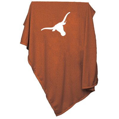 NCAA Sweatshirt Blanket NCAA Team: Texas