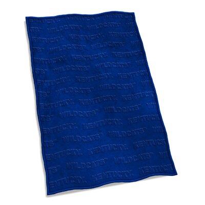 NCAA Velvet Plush Blanket NCAA Team: University of Kentucky