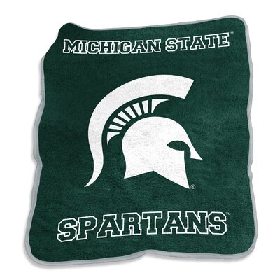 NCAA Mascot Throw NCAA Team: Michigan State University