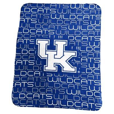 NCAA Classic Fleece Blanket NCAA: Kentucky Wildcats