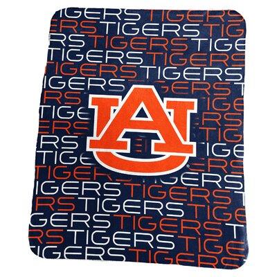 NCAA Classic Fleece Blanket NCAA: Auburn Tigers