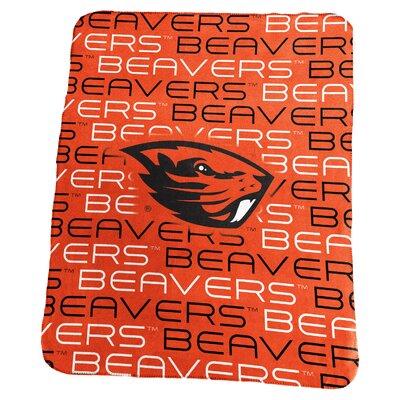 NCAA Classic Fleece Blanket NCAA: Oregon State Beavers