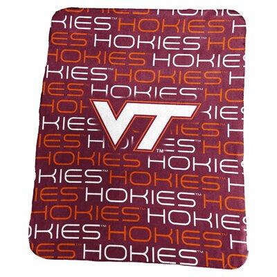 NCAA Classic Fleece Blanket NCAA: Virginia Tech Hokies