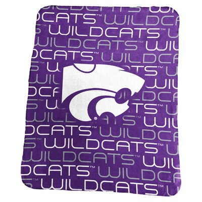 NCAA Classic Fleece Blanket NCAA: Kansas State Wildcats