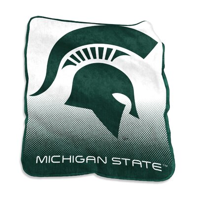 NCAA Raschel Throw NCAA: Michigan State Spartans